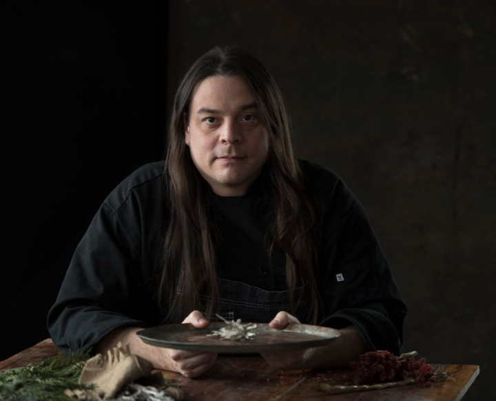 Click Here for a Personal Message from Chef Sean Sherman